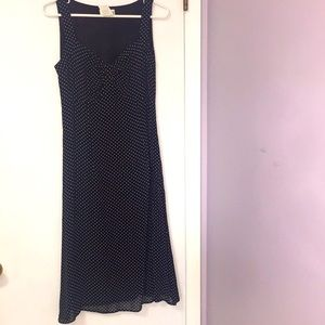 Steilmann Studio Black Polka Dot Dress